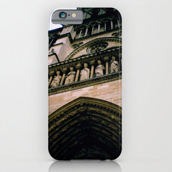 Paris Dame iPhone & iPod Case