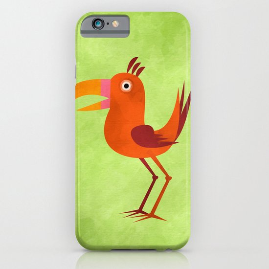 The Tiki Bird iPhone & iPod Case
