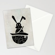 rabbits Stationery Cards