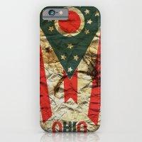 iPhone & iPod Case featuring OHIO by Bili Kribbs
