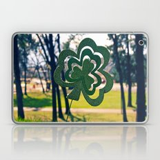 Symbol of luck Laptop & iPad Skin