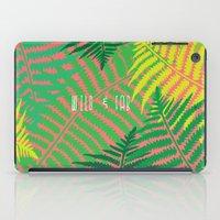 WILD & FAB iPad Case