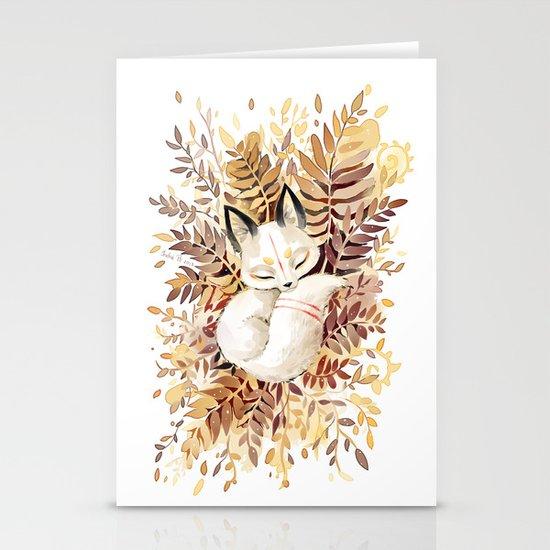 Slumber Stationery Card