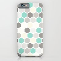 iPhone & iPod Case featuring Geometric one by Shabby Studios Design & Illustrations ..