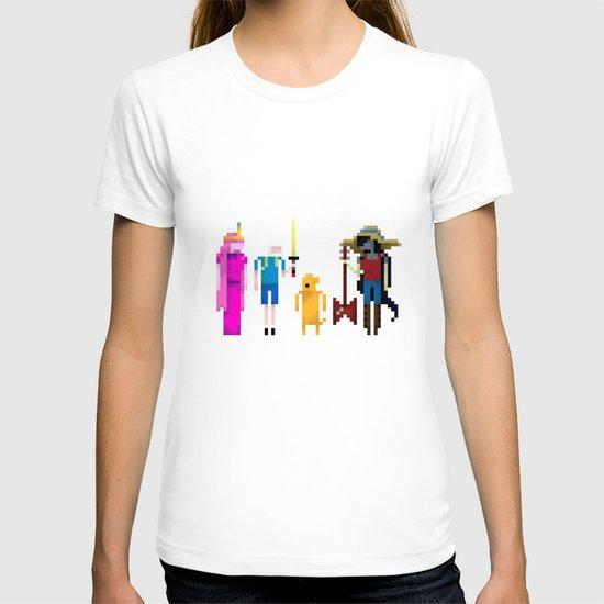 Adventure Time Gang T-shirt