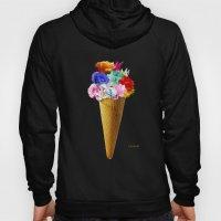 Flowers Flavor I  Hoody