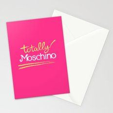 Totally Moschino Stationery Cards