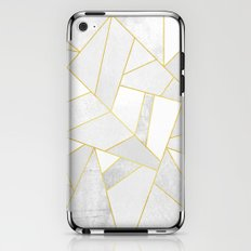 White Stone iPhone & iPod Skin