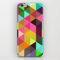 City of lights 01. iPhone & iPod Skin