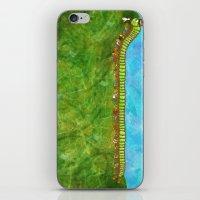 Caterpillar Shoe Fetish iPhone & iPod Skin