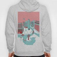 Winter City Hoody
