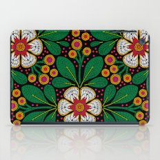 CLUSIA MARACATU iPad Case