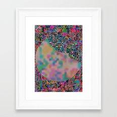 Pixels: Conquer Framed Art Print