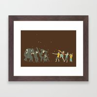 The Children Are Revolti… Framed Art Print