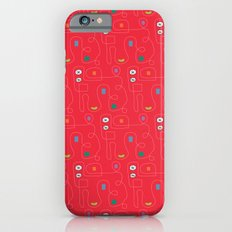 Red Bicycle Slim Case iPhone 6s