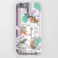 iPhone & iPod Case featuring Lizard by kerry mcveigh