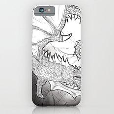 Black Dragon iPhone 6s Slim Case