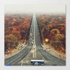 first we take manhatten than we take berlin I - autumn Canvas Print