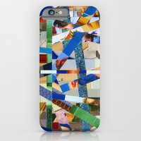 iPhone & iPod Case featuring Óscar (stripes 23) by Wayne Edson Bryan