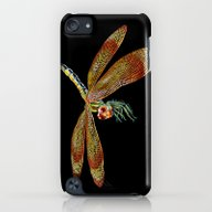 Dragonfly iPod touch Slim Case