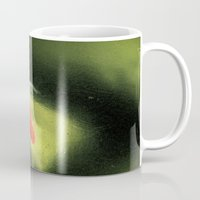 Life under the Ice (Watercolors version) Mug