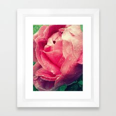 a day  Framed Art Print