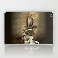 The Bibliophile - (the L… Laptop & iPad Skin