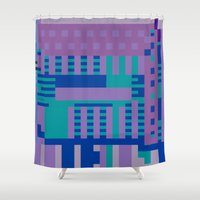 Tcanvasmosh18x2a Shower Curtain