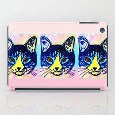 Pop Art Cat No. 2 iPad Case