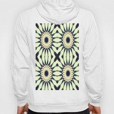 Tropical Paradise Flower Mandala Pattern Hoody