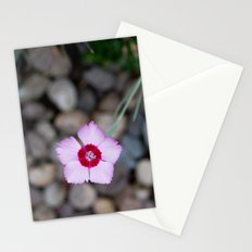 Purple Flower 2 Stationery Cards