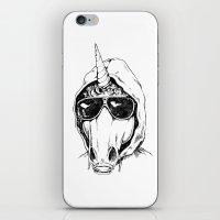 Unibomber iPhone & iPod Skin