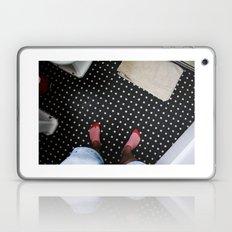 red stripes Laptop & iPad Skin