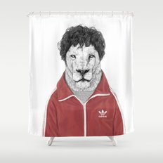 Chas Shower Curtain