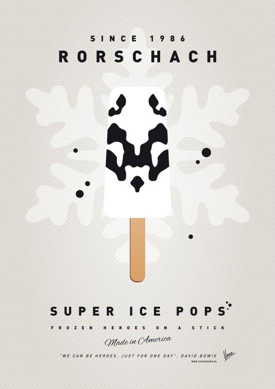My SUPER ICE POP- No01 Art Print