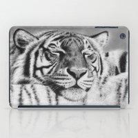 Sleepy Tiger iPad Case