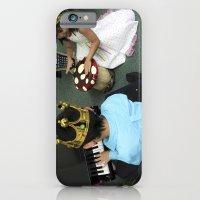 iPhone & iPod Case featuring Mini Piano by Faith Buchanan