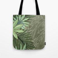 A Run Through the Jungle Tote Bag