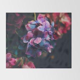 Throw Blanket - Treasure of Nature - Mixed Imagery