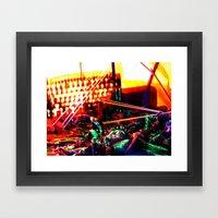 Abduct 1 Framed Art Print
