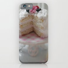 Lets love cake iPhone 6 Slim Case