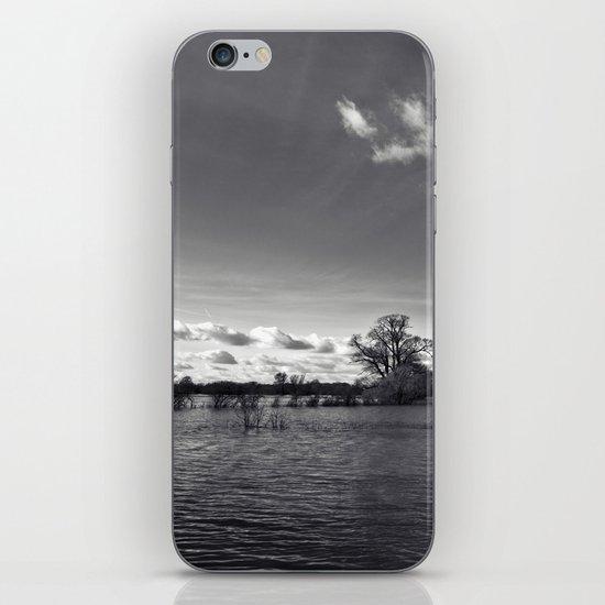 water world... iPhone & iPod Skin