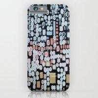 :: White Noise :: iPhone 6 Slim Case