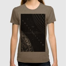 Interstellar Womens Fitted Tee Tri-Coffee SMALL