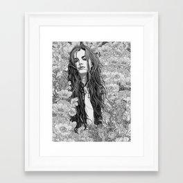 Framed Art Print - Get Gone - PedroTapa