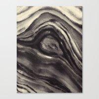 Abstract bwv 01 Canvas Print