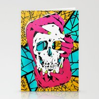 Death Grip #1 Stationery Cards