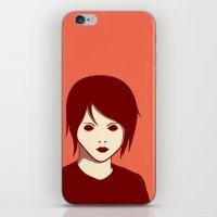Emo Boy iPhone & iPod Skin