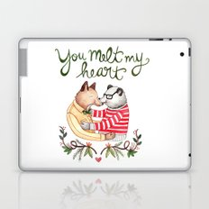 Melt My Heart Laptop & iPad Skin