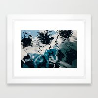 Perspective.  Framed Art Print